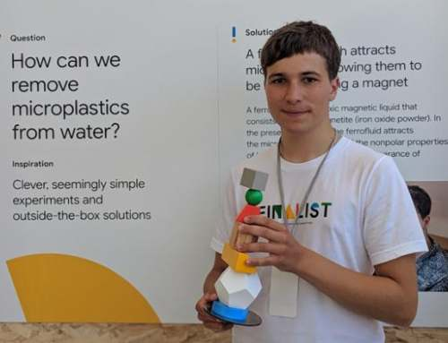 Irish Teen's Science Project May Hold Key to Tackling Ocean Plastic Pollution
