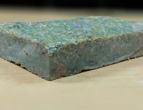 Qube is Creating Bricks From Plastic Waste