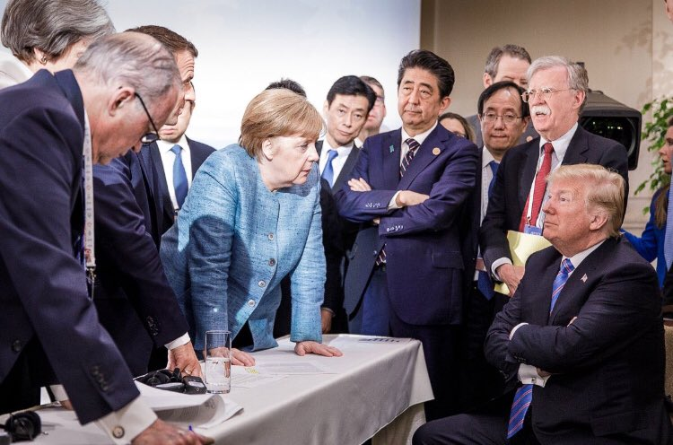 G7 Leaders (Adam Scotti | Prime Minister's Office via Reuters)