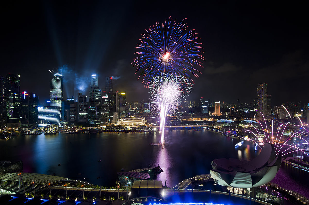 Singapore (chensiyuan, Wikimedia Commons)