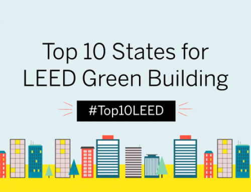 BEST PRACTICES: USGBC's Annual List of Top 10 States For LEED Green Building Certification