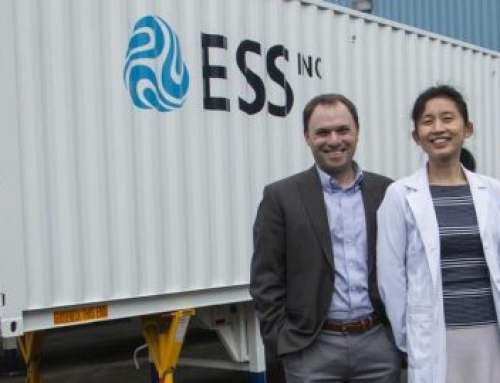ESS inc Raises $30 Million to Expand Battery Storage Manufacturing