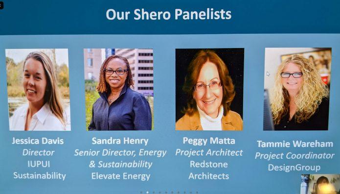 Sheroes 2020 USGBC