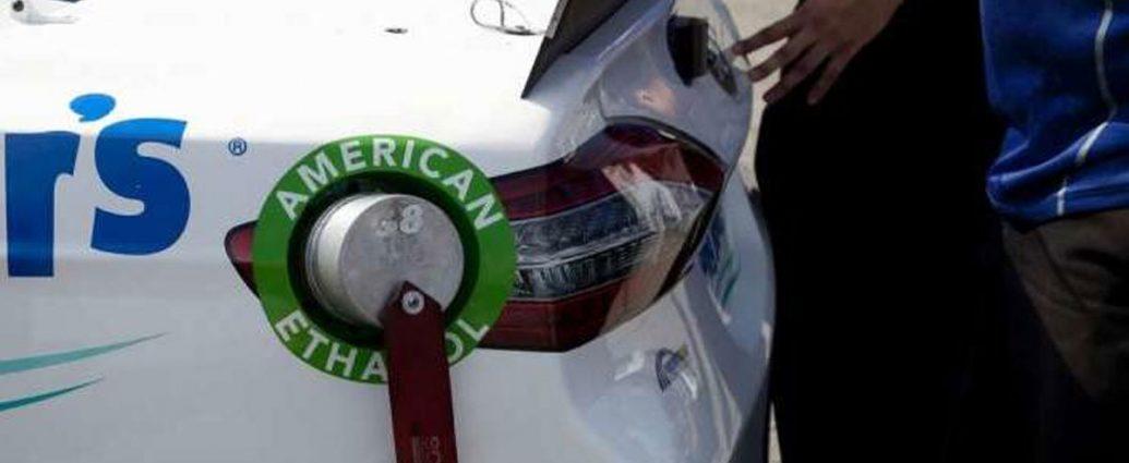 Biofuel ethanol
