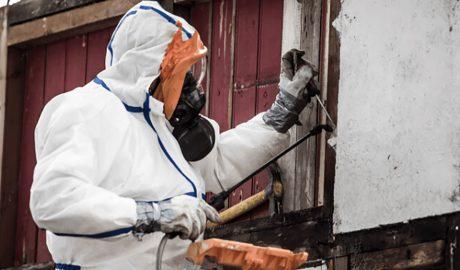 asbestos recycling