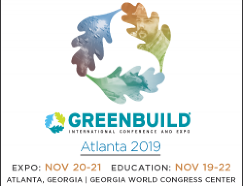 Greenbuild 2019 comes to Atlanta!
