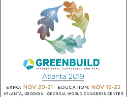 Greenbuild 2019 comes to Atlanta!