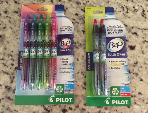 Pilot B2P – Bottle to Pen