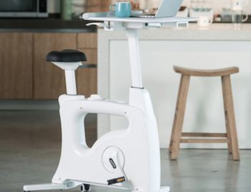Desks for Home Office Wellness