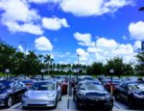 Will Tesla's Leasing Program Disrupt The Ride-Sharing Market?