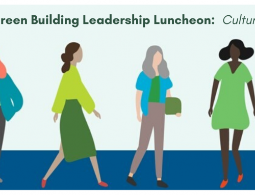 Celebrate Women's Contributions to Green Building this Wednesday, December 4th