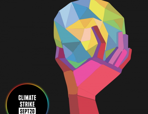 The Youth Climate Strike is on 9/20