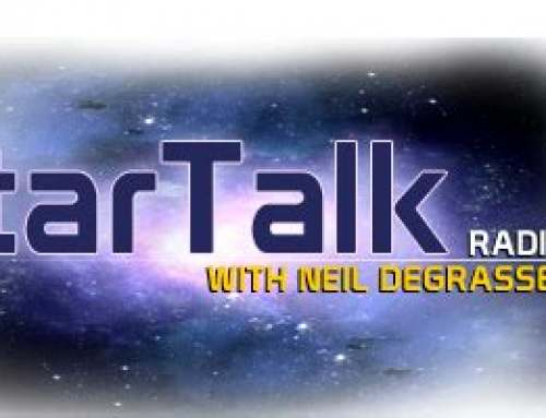 StarTalk Episode Recounts Bill Nye's Path to Science